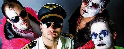 Titelbild für Kontakt zur Partyband Atomic Playboys